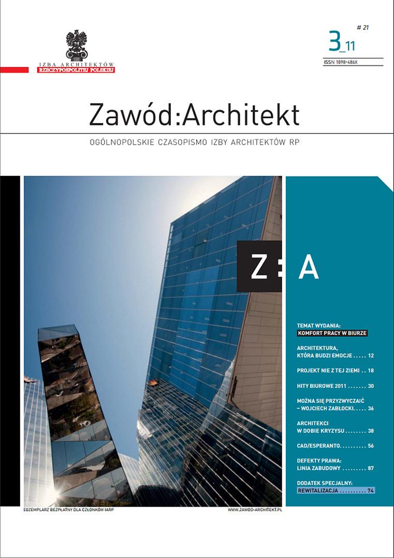 Zawod_Architekt