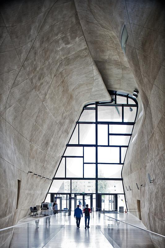 Muzeum Historii Żydów Polskich POLIN - FOTOARCHITEKTURA - Anna B Gregorczyk (2)